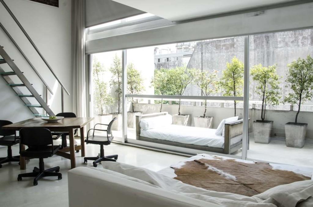 balcony loft design ce hotel de dise o
