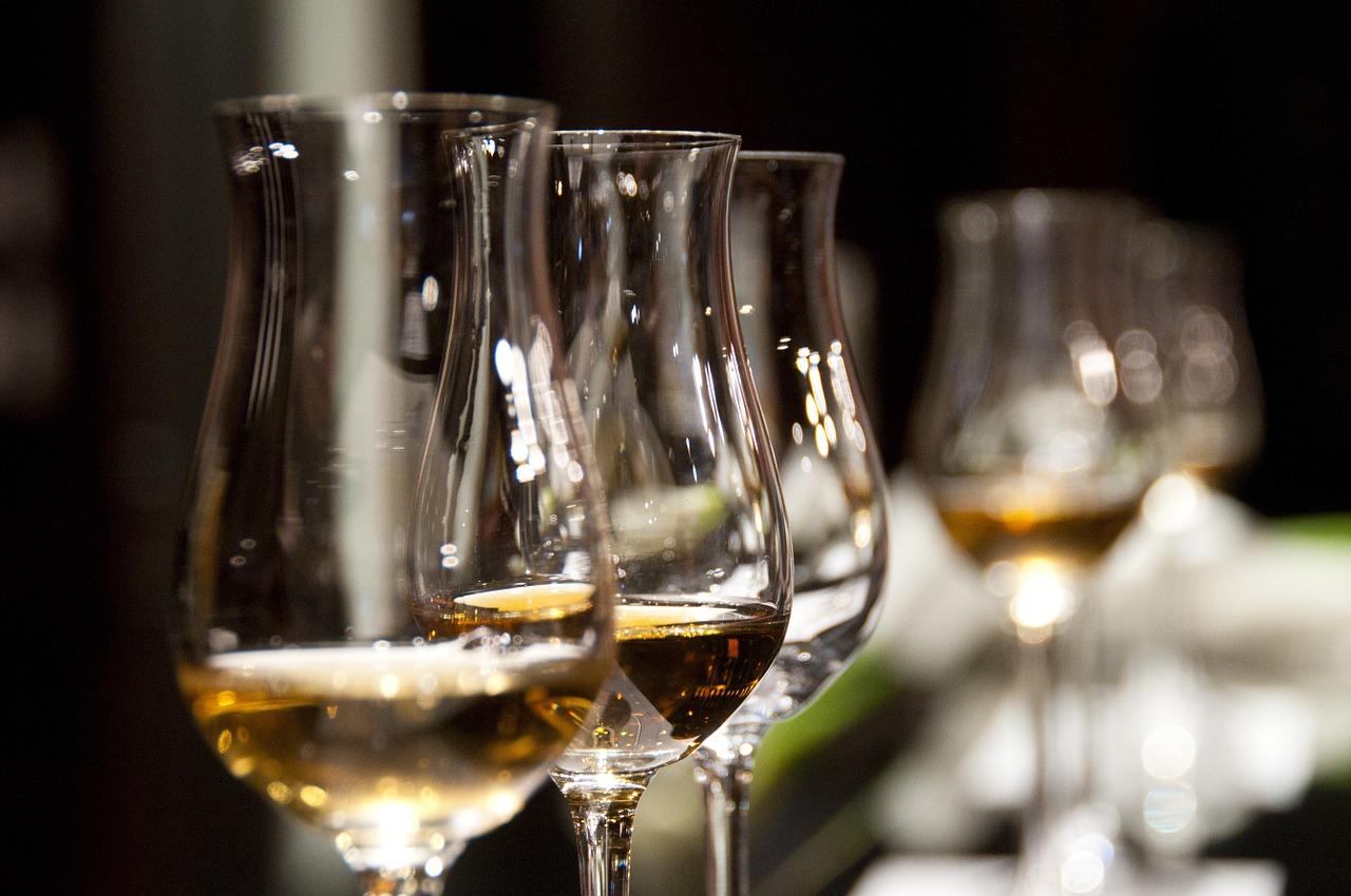 Agenda - Copas de vino